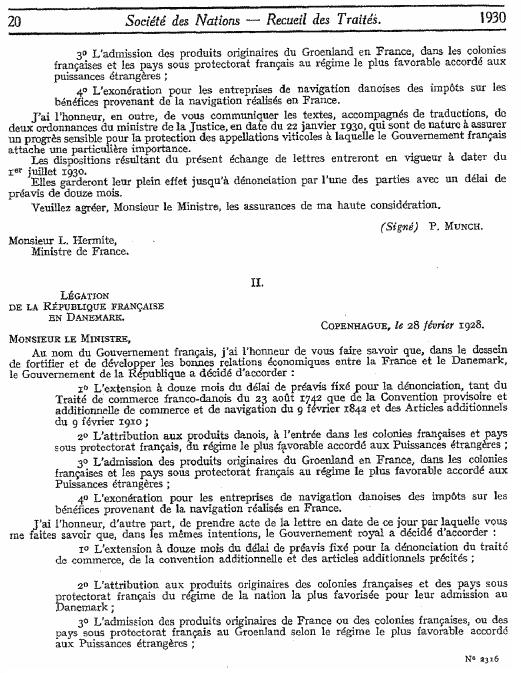 ANNEXE - INT - Note du 28 janvier 1930 (convention fiscale franco-danoise) - page 2