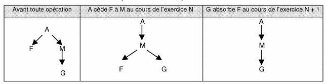 IS - Amendement Charasse - Absorptions de sociétés - Exemple 2